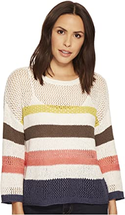 Multicolor Stripe Sweater