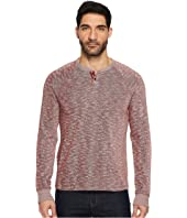 Lucky Brand French Notch Neck Tee