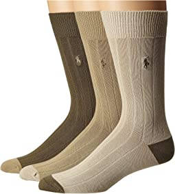 Khaki Assorted (Dark Almond/Soft Olive/Taylor Beige)