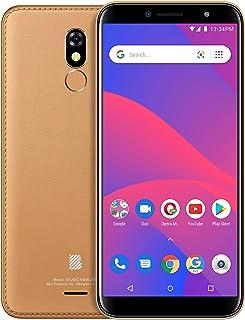 "BLU Studio View 2019 – 6.0"" GSM Unlocked Smartphone, 32GB+1GB RAM -Brown"