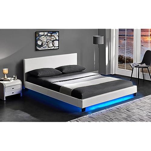 Double Led Bed Amazon Co Uk