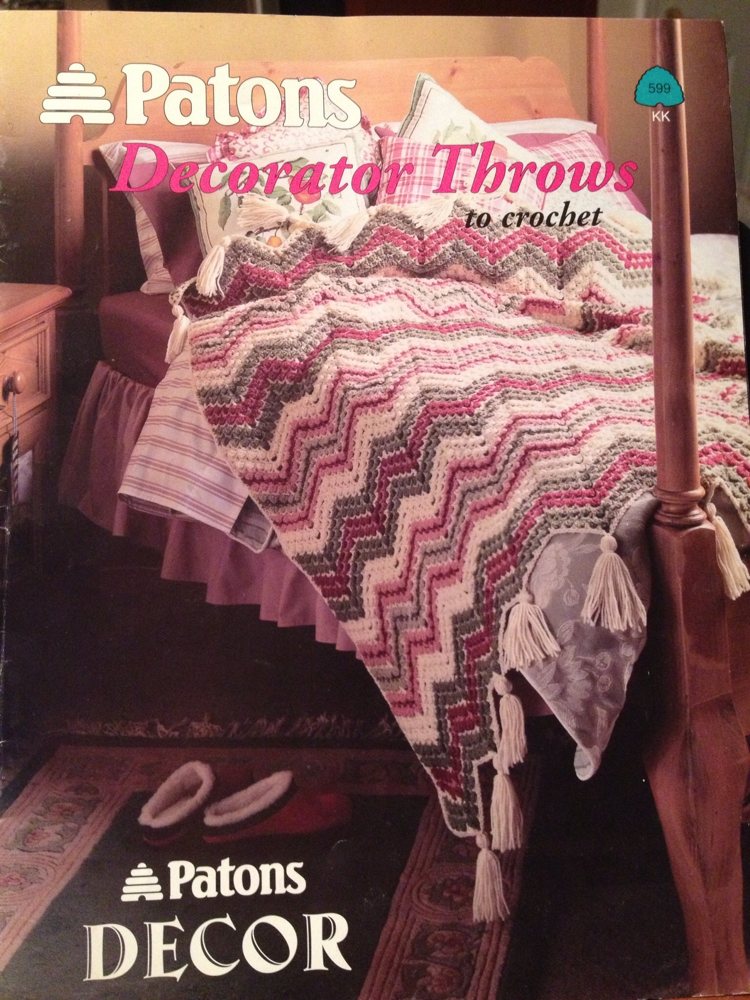 Crochet Diamond Square Afghan Pattern Free Patterns For