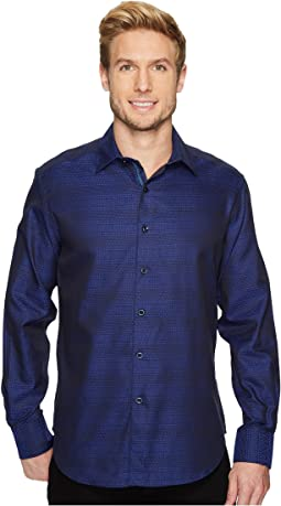 Robert Graham Lewiston Long Sleeve Woven Shirt