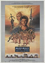 Mad Max Beyond ThunderDome 1985 Authentic 39