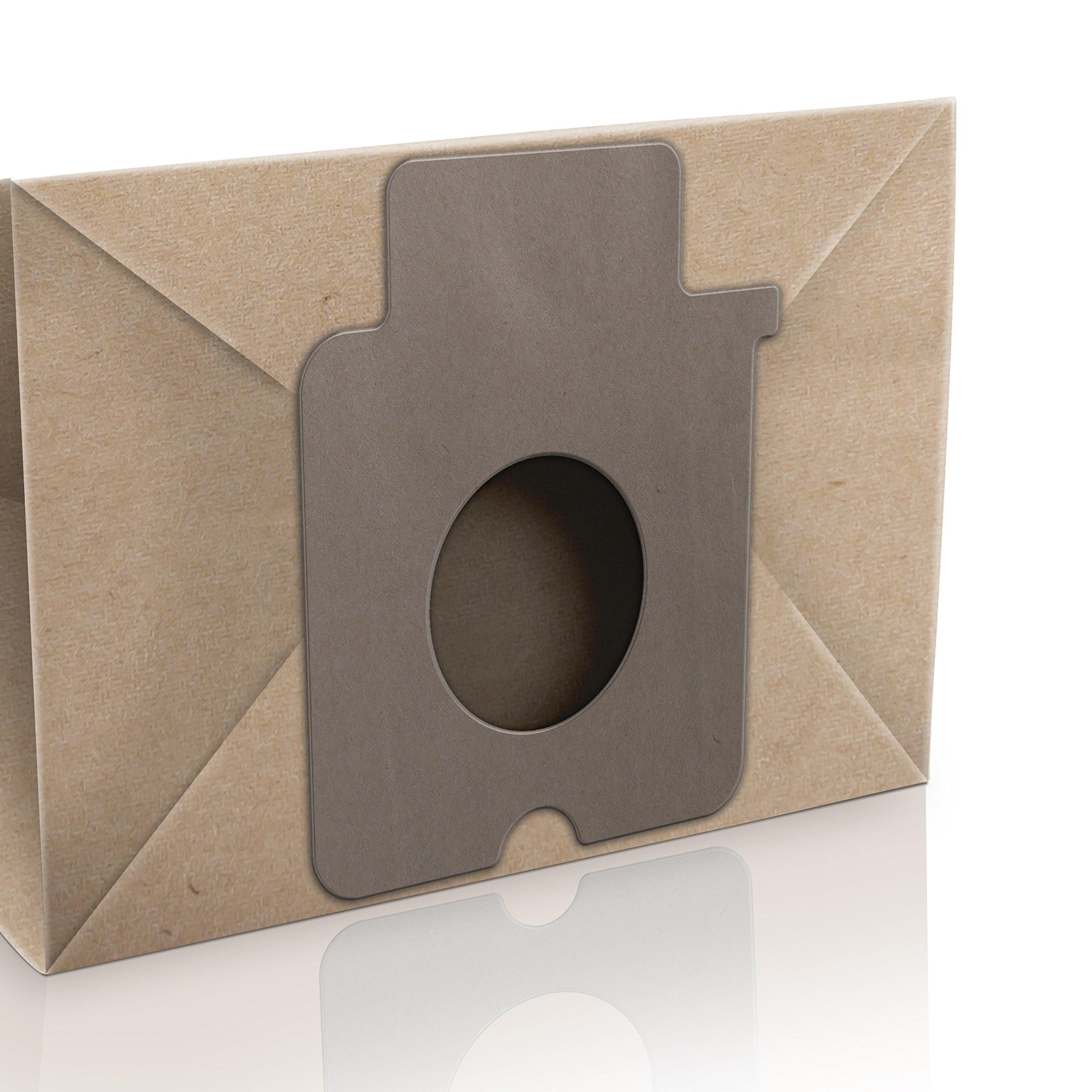 ✧WESSPER® Bolsas de aspiradora para Panasonic MCE-91N (5 piezas ...