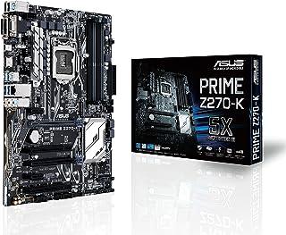 ASUS PriME Z270-K LGA1151 DDR4 HDMI DVI VGA M.2 Z270 ATX moderkort med USB 3.1