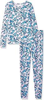 Lilly Pulitzer Girls' Toddler Sammy Pajama Set