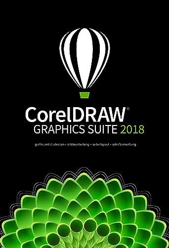 CorelDRAW Graphics Suite 2018 [Download]