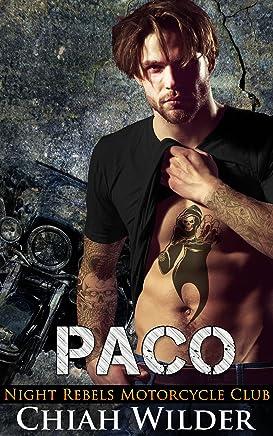 PACO: Night Rebels Motorcycle Club (Night Rebels MC Romance Book 5)