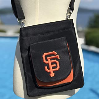Charm14 MLB womens Crossbody Purse-Handbag-Travel