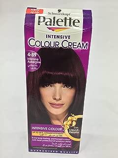 Schwarzkopf Palette Intensive Color Creme 4-89 Intensive Aubergine