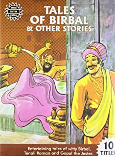 Tales of Birbal & Other Stories : Amar Chitra Katha 10 Titles