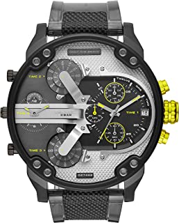 DZ7422 Grey Steel 316 L Man Watch