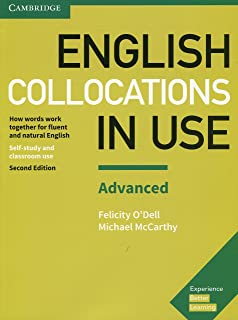 Best advanced english collocations Reviews