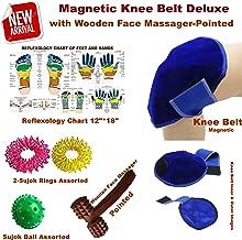 Magnetic Knee Care Belt Deluxe