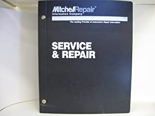 Mitchell Mitchell1 Wiring Diagram Manual 2002 Domestic Vehicles Supplements 1 thru 3 of 3 Chrysler Corp., Jeep, Ford Motor Co., General Motors GM
