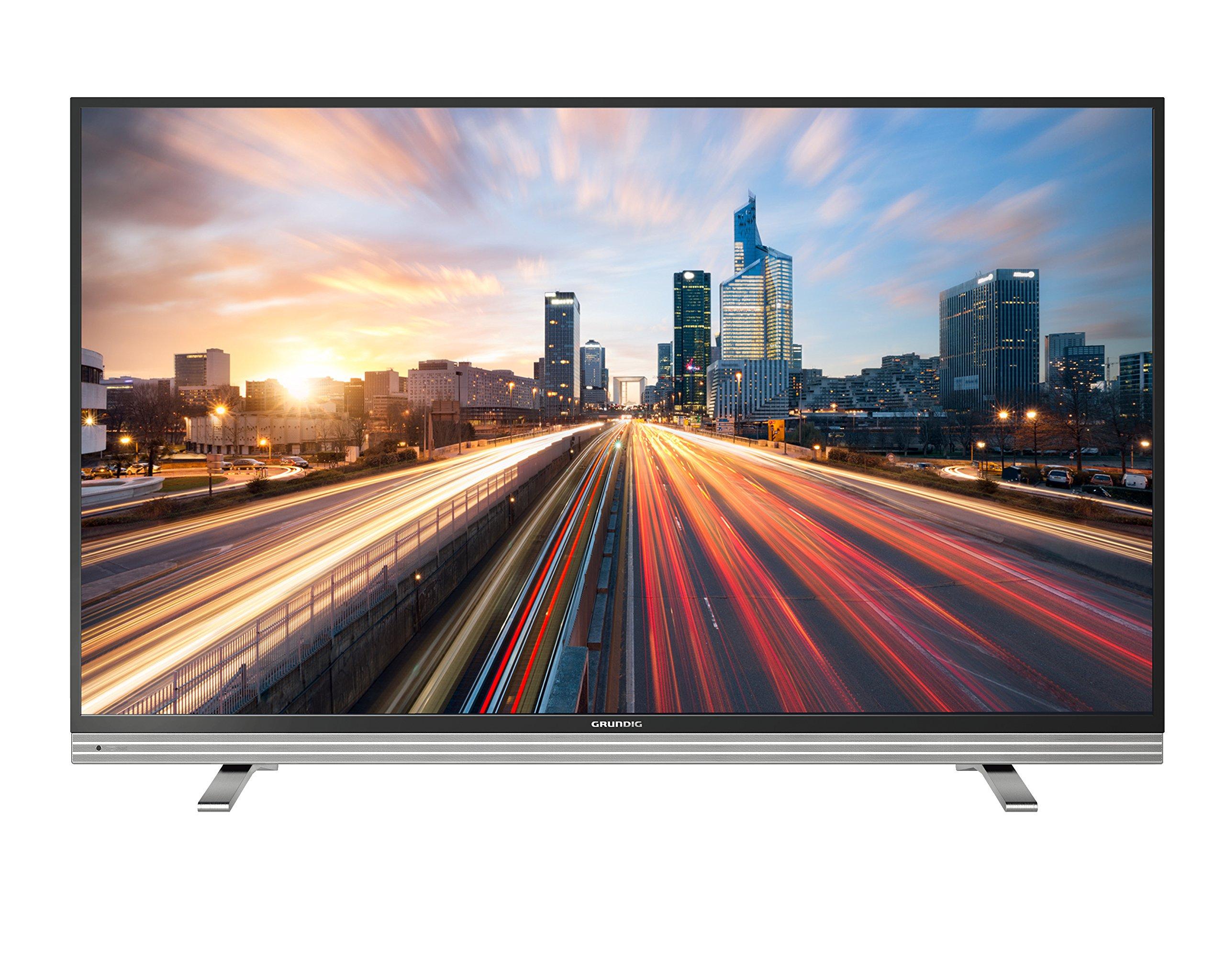 Grundig 48 VLX 8582 BP 121 cm (48 Pulgadas) TV (Ultra HD, sintonizador Triple, 3D, Smart TV) Negro: Amazon.es: Electrónica