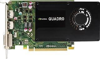 HP J3G88AA NVIDIA Quadro K2200 4GB - Tarjeta gráfica (NVIDIA, Quadro K2200, 4096 x 2160 Pixeles, 4 GB, GDDR5-SDRAM, 128 Bit) (Reacondicionado)