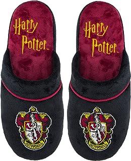 ac125b65e Cinereplicas Harry Potter Slippers - Cuff Clog - Pillow Walk - Premium  Durable Quality - Adults
