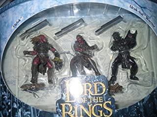 The Lord of the Rings Soldiers and scenes Uruk-hai armies
