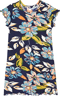 Britta Floral Dress (Little Kids/Big Kids)