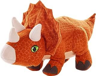 Jurassic World Reversible Triceratops Plush Figure