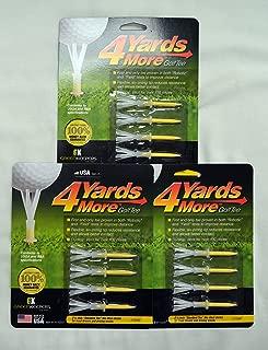 4 Yards More Golf Tee (2 3/4