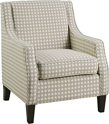 Lexicon Linen Accent Chair, Khaki