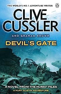 Devil's Gate: NUMA Files #9