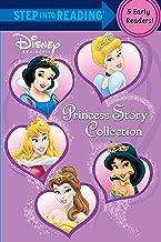 Princess Story Collection (Disney Princess) (Step into Reading)