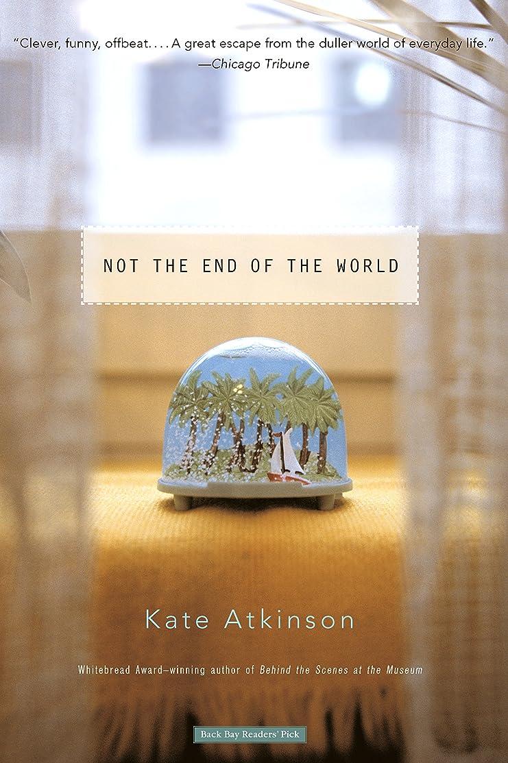 申請者狼こねるNot the End of the World (English Edition)
