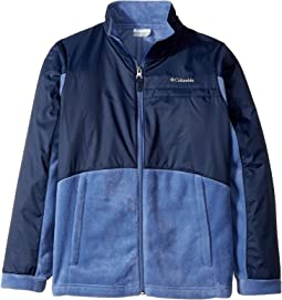 Columbia Kids Benton Springs III Overlay Fleece (Little Kids/Big Kids)