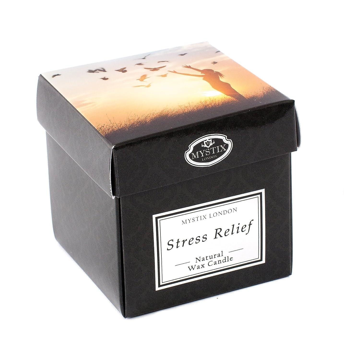 追い付く村シャーロットブロンテMystix London   Stress Relief Scented Candle - Large