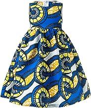 Aikaplus African Print Baby Dress, Ankara Baby Dress, African Baby Clothes, African Children Dress, Ankara Kids