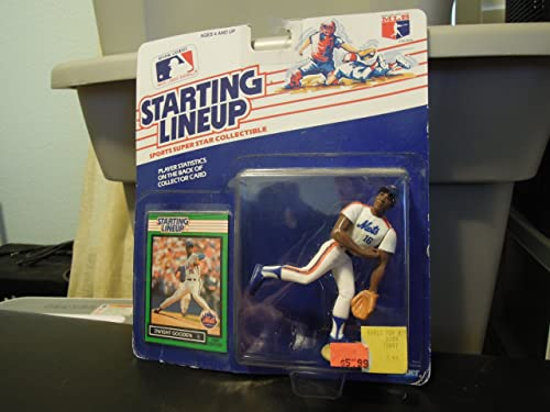 Dwight Gooden 1988 Starting Lineup Baseball Figure