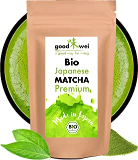 Original japansk bio Matcha Tee Premium (500 g)