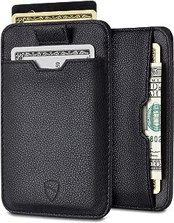 Vaultskin Chelsea ultra-slim leather card-protecting RFID wallet