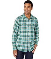 BugsAway® Redding Midweight Flannel Long Sleeve Shirt