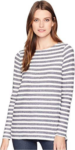 Caroline Sweatshirt with Zip Back