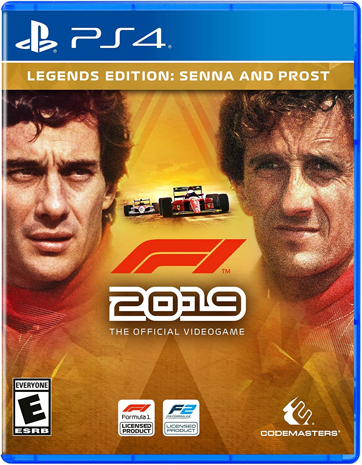 F1 2019  Legends Edition  PS4  PlayStation 4