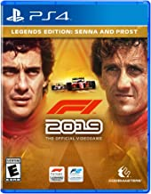 $69 » F1 2019 - Legends Edition - PS4 - PlayStation 4
