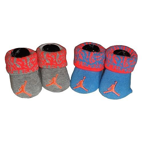 2931e47a19d400 Jordan Baby Boys  Booties - 2 pk (0-6 Months