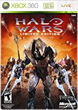 Halo Wars Limited - Xbox 360 (Collector's) [video game]