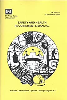 Safety and Health Requirements (EM385-1-1)