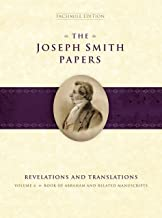 Joseph Smith Papers, Revelations and Translations, V. 4: Book of Abraham and Related Manuscripts
