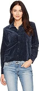 Lucky Brand Women's Boyfriend Shirt