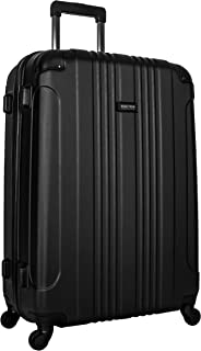 Kenneth Cole Reaction Out Of Bounds 28-Inch Check-Size Lightweight Durable Hardshell 4-Wheel Spinner Upright Luggage
