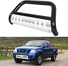 ECOTRIC Bull Bar Compatible for 98-04 Toyota Tacoma / 96-98 4Runner 3