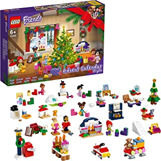 LEGO LEGO Friends 41690 LEGO® Friends Advent Calendar (370 Pieces)