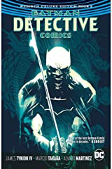 Batman - Detective Comics: The Rebirth Deluxe Edition - Book 2 (Detective Comics (2016-)) Kindle Edition